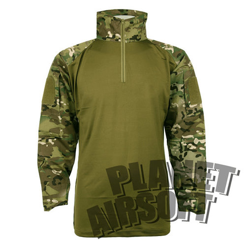 101 Inc. 101 Inc. Tactical Shirt UBAC :  Zwart