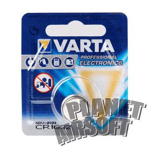 Varta Varta Knoopcel Batterij CR1632