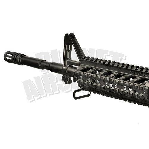 G&G G&G CM16 Raider L : Zwart