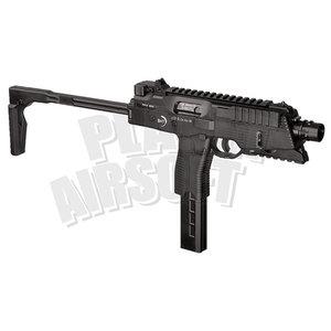 ASG B&T MP9 A3 GBB : Zwart