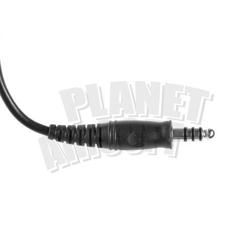 Z-Tactical Comtac II Headset Military Standard Plug : Foliage Green
