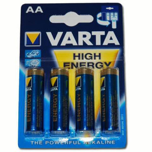 Varta VARTA Batterij AA-Cell