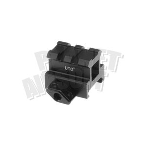 Leapers / UTG Leapers/UTG Medium Profile 2-Slot Twist Lock Riser Mount