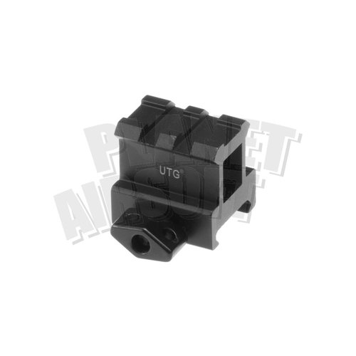 Leapers / UTG Leapers/UTG High Profile 2-Slot Twist Lock Riser Mount
