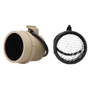 101 Inc. Scope Protector voor 4X32 : Zwart