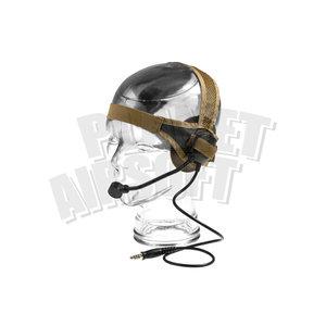 Z-Tactical ZSelex TASC1 Headset : Dark Earth
