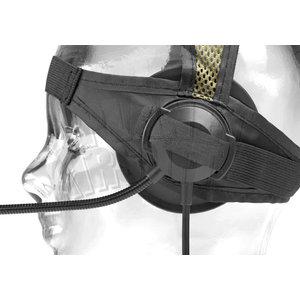 Z-Tactical Z-Tactical ZSelex TASC1 Headset : Olive Drap