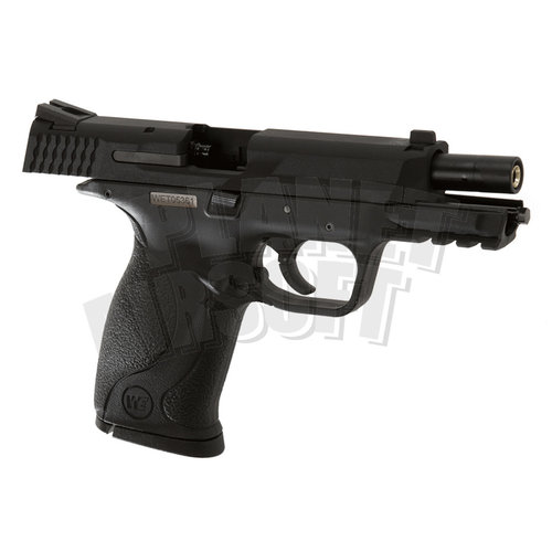 WE WE M&P Metal Version GBB : Zwart