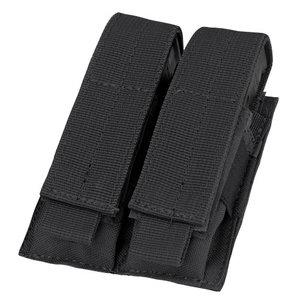 Condor Pistol Double Mag Pouch ( Black )