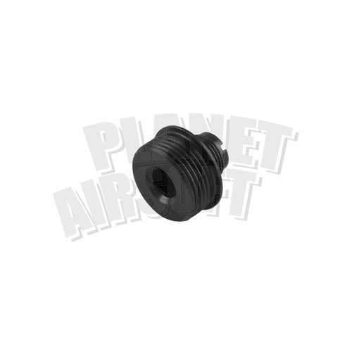 Action Army L96 Sniper Rifle Steel Silencer Adapter