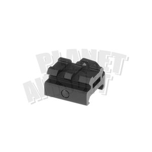 Leapers / UTG Leapers Low Profile 2-Slot Twist Lock Riser Mount