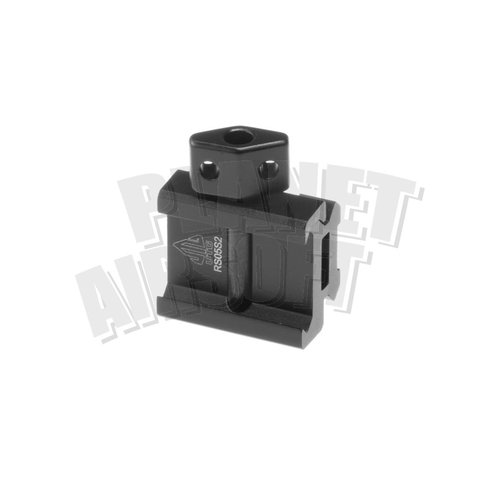 Leapers / UTG Leapers Low Profile 2-Slot Twist Lock Riser Mount