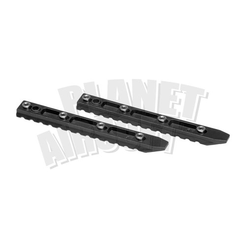 Ares / Amoeba Amoeba / OctaArms 6 Inch Keymod Rail 2-Pack
