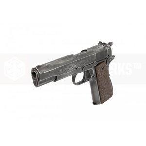 Armorer Works Custom Full Metal 'Molon Habe' M1911 NE2002 Pistol