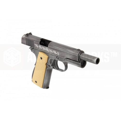 Armorer Works Armorer Works Custom Full Metal 'Molon Habe' M1911 NE2001 Pistol