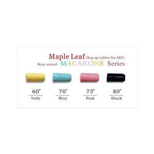 Maple Leaf Macarone Flathop bucking 50°