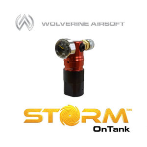 Wolverine Storm OnTank Regulator  With Remote line ( Blue )