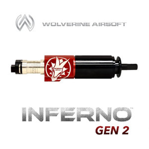 Wolverine Inferno GEN 2 : hpa_gun_type - M249, hpa_electonics - Spartan (V2 Only)