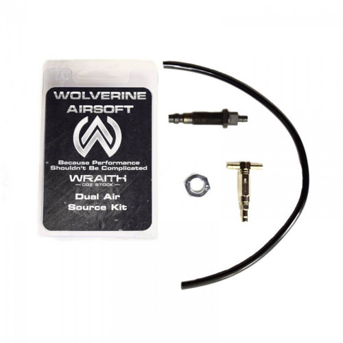 Wolverine Wraith: Dual Air Source Kit