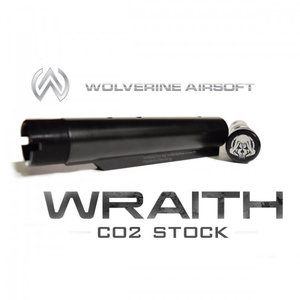 Wolverine Wraith: CO2 Adapter Incl. Storm Regulator