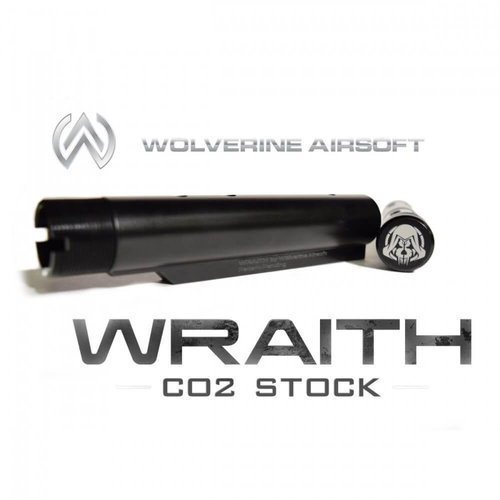 Wolverine Wolverine Wraith: CO2 Adapter Incl. Storm Regulator