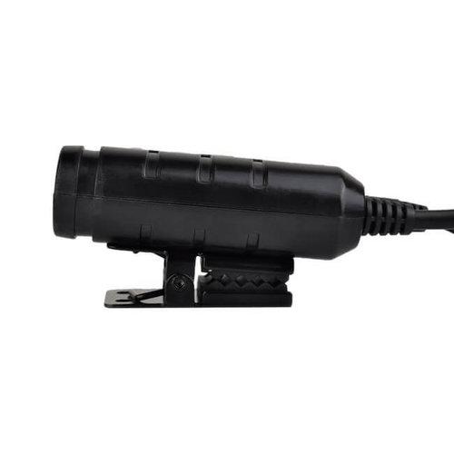 Earmor Earmor M51 Tactical PTT : Motorola Double Pin