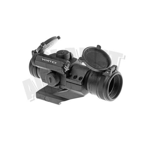 Vortex Strike Fire II Red Dot Sight RG Co-Witness