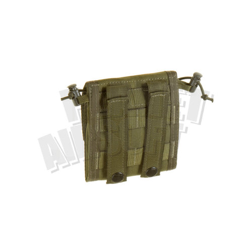Invader Gear Invader Gear Foldable Dump Pouch : Olive Drap