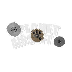 SHS / Super Shooter 16:1 Enhanced Integrated Axis Gear Set
