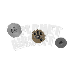 SHS / Super Shooter SHS 16:1 Enhanced Integrated Axis Gear Set