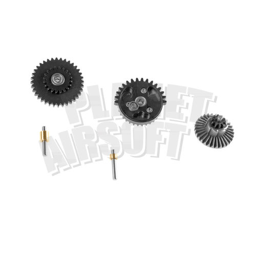 SHS / Super Shooter SHS/ Super Shooter 16:1 Super Highspeed 3 Bearing Gear Set