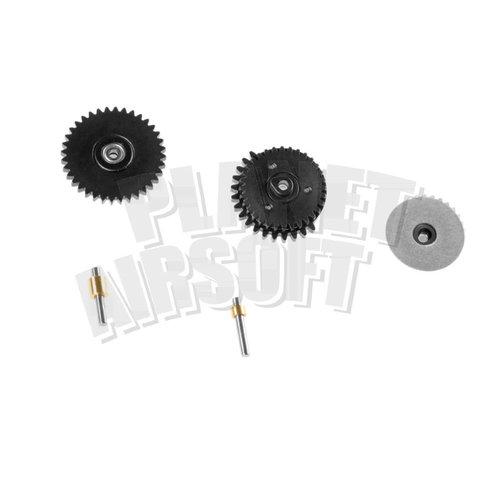 SHS / Super Shooter SHS/ Super Shooter 16:1 Super Highspeed 3 Bearing Gear Set