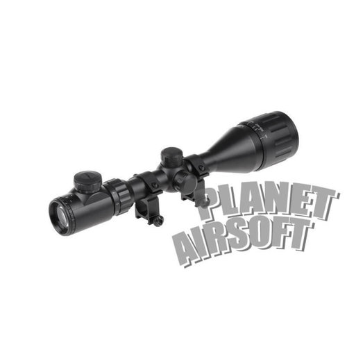 Theta Optics 3-9x50 AOEG scope