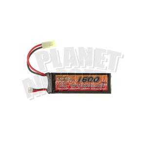 VB Power Lipo 7.4V 1600mAh 20C Mini Type