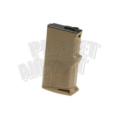 Ares / Amoeba Magazine M4 Midcap Short 120rds : Desert