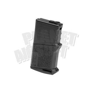 Ares / Amoeba Magazine M4 Midcap Short 120rds : Zwart