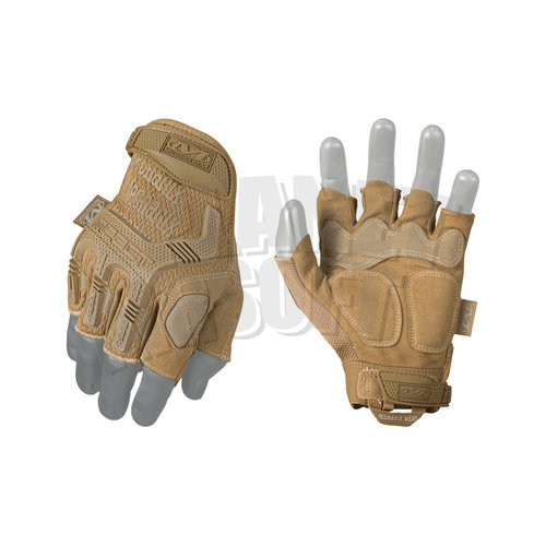 Mechanix Wear Mechanix M-Pact Fingerless :  Coyote Bruin