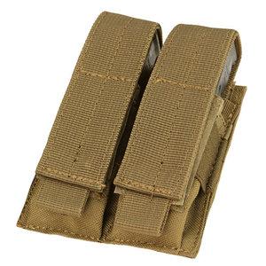 Condor Pistol Double Mag Pouch ( Coyote )