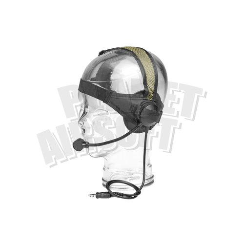 Z-Tactical ZSelex TASC1 Headset : Olive Drap