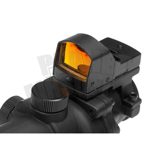 Element Aim-O/Element 4x32 QD Combo Combat Scope : Zwart
