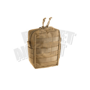 Invader Gear Invader Gear Medium Utility / Medic Pouch : Coyote Bruin