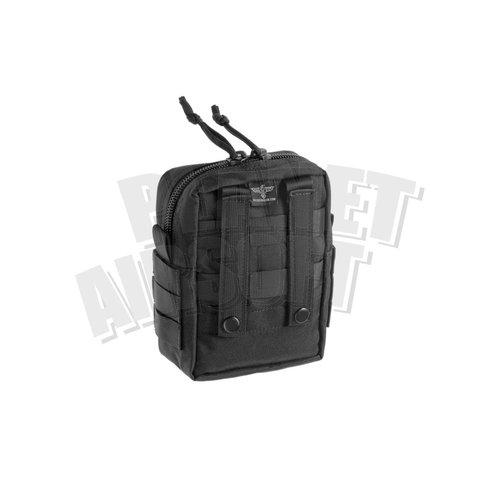 Invader Gear Invader Gear Medium Utility / Medic Pouch : Zwart