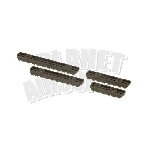 Element Element MPOE Polymer Rail Sections : Foliage Green