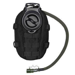 101 Inc. Waterpack with 1.5 Ltr. Waterbladder : Zwart