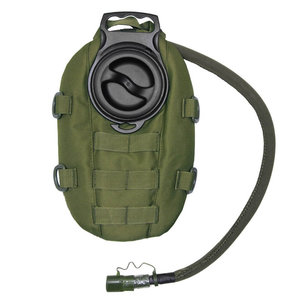 101 Inc. Waterpack with 1.5 Ltr. Waterbladder : Olive Drap