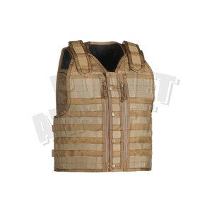 Invader Gear Invader Gear MMV Vest : Coyote Bruin