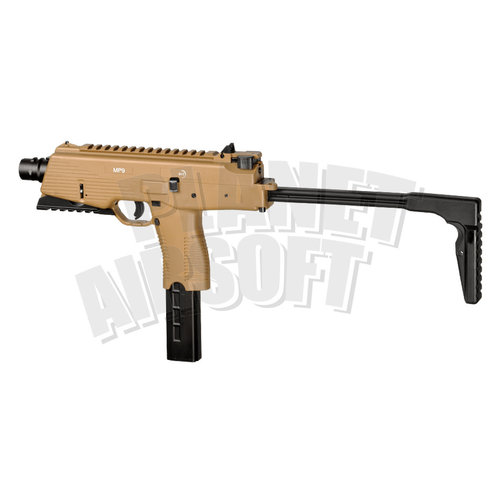 ASG B&T MP9 A3 GBB : Desert