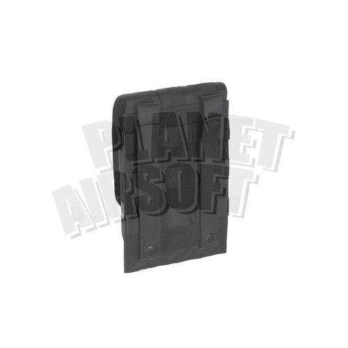Invader Gear Invader Gear MP5 / MP7 Triple Mag Pouch : Zwart