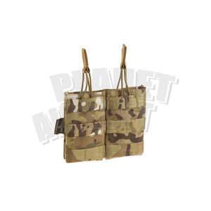 Invader Gear 5.56 Double Direct Action Mag Pouch : All Terrain Pattern