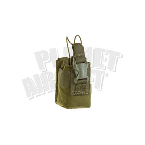 Invader Gear Radio Pouch : Olive Drap